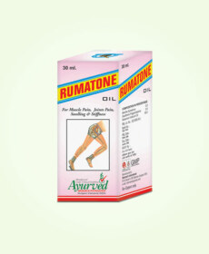 Ayurvedic Herbal Massage Oil for Osteoarthritis