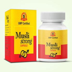 Safed Musli Herbal Male Stamina Enhancer Supplements Pills