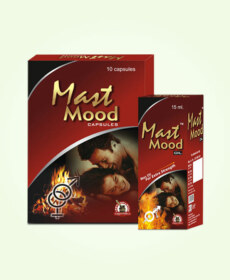Mast Mood Capsules and Mast Mood Oil