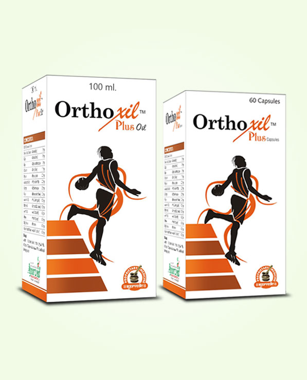 Orthoxil Plus capsules and oil