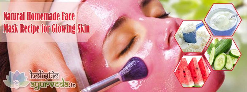 Face Mask Recipe for Glowing Skin